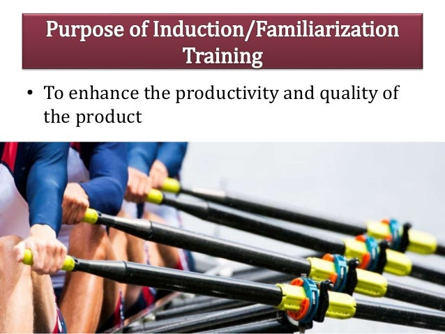 • To enhance the productivity and quality of the product 59