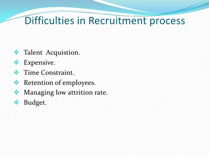 recruitment and selection process of kfc Recruitment and selection process of kfc recruitment & selection chapter 1:  assessment task 2: recruitment and selection policy and procedures healthcare.