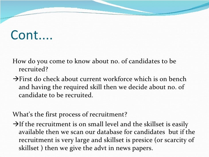 recruitment and selection process in wipro Wipro does not charge any fee at any stage of the recruitment process and has not authorised agencies/partners to collect any fee for recruitment if you encounter any suspicious mail, advertisements or persons who offer jobs at wipro, please do let us know by contacting us on helpdeskrecruitment@wiprocom.
