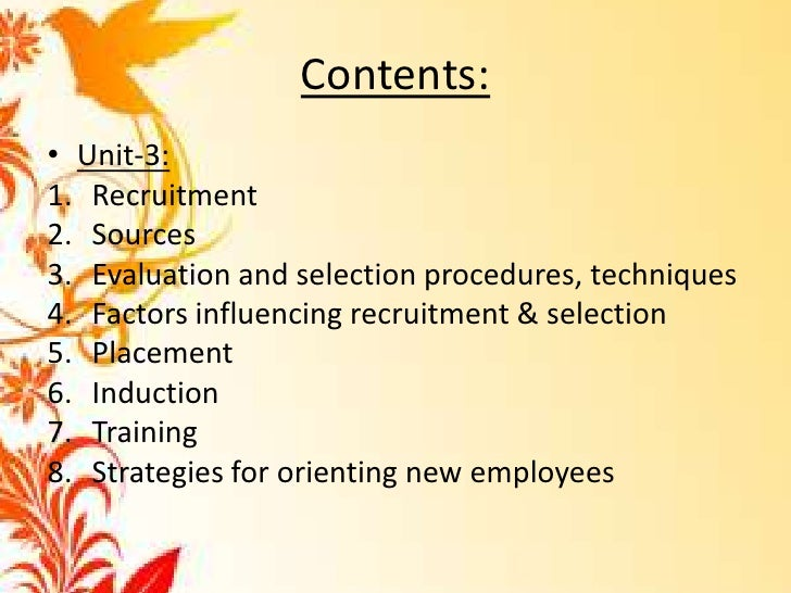hrp recruitment Human resource planning human resource planning recruitment selection orientation human resource management training and development performance evaluation reward systems separations human chapter 9 human resource management.