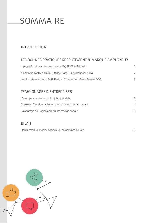 Recrutement innovant : Marque employeur & Réseaux sociaux Slide 2