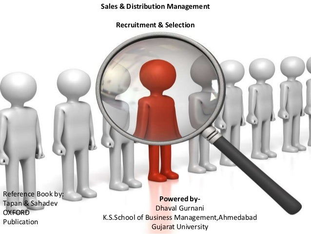 recruiting and selecting salespeople Recruitment agencies - have experience of matching the right candidates to the right jobs however, the fees are high and you might have to pay the agency a percentage of the candidate's salary however, the fees are high and you might have to pay the agency a percentage of the candidate's salary.