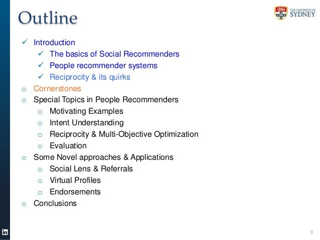 Tutorial on People Recommendations in Social Networks -  ACM RecSys 2013,Hong Kong Slide 3