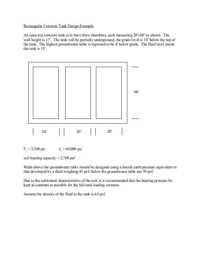 Rectangular tank example_latest
