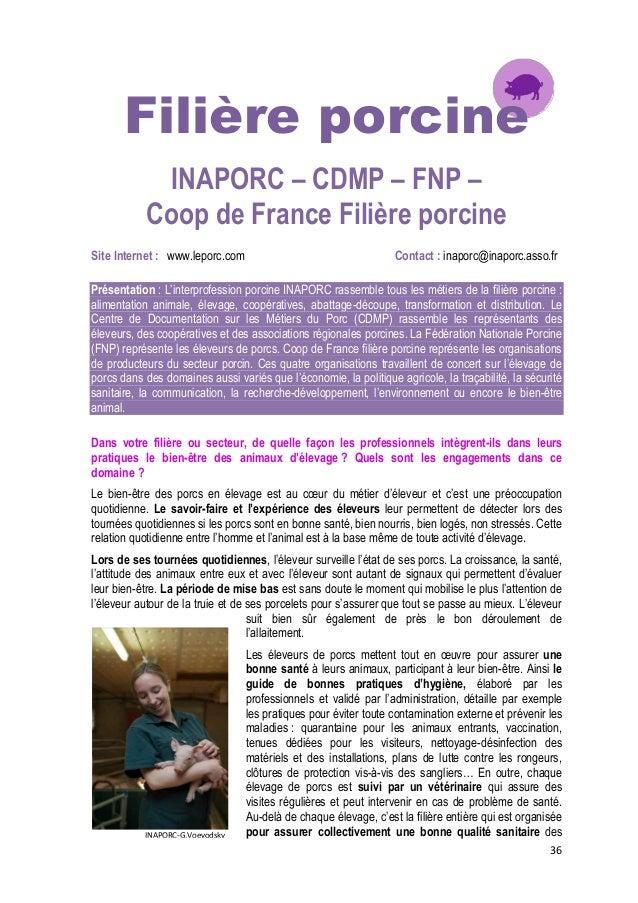 37  INAPORC-G.Voevodsky  élevages français afin d'éviter la transmission de maladies grâce à la surveillance épidémiologiq...