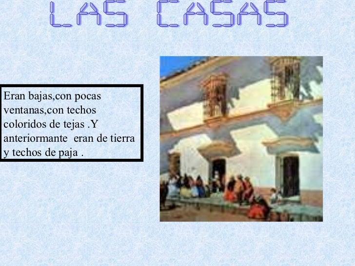 Recuerdo de 1810 Como eran las casas griegas