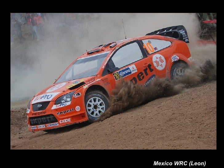 Mexico WRC (Leon)
