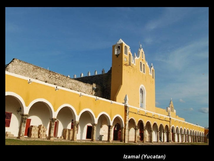 Izamal (Yucatan)