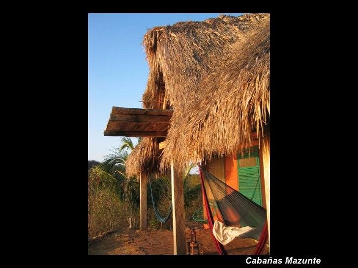 Cabañas Mazunte