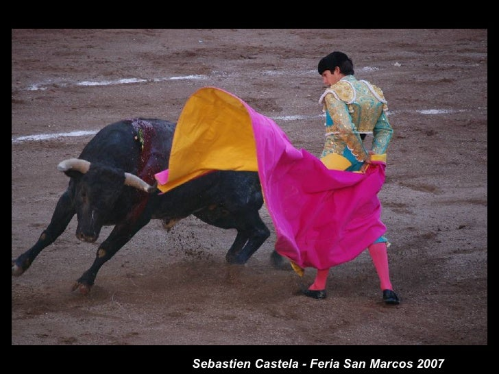 Sebastien Castela - Feria San Marcos 2007