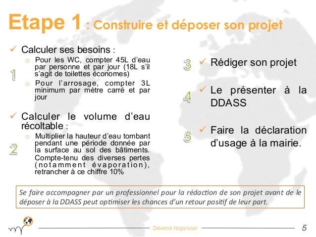 Récupération Eau De Pluie By Hopineo