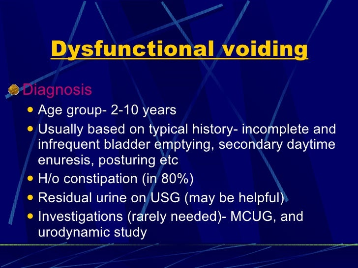 recurrent uti Recurrent urinary tract infections, presenting as dysuria or irritative voiding symptoms, are most commonly caused by reinfection with the original.