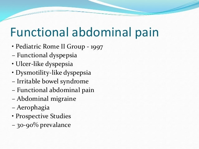 abdominal migraine adults