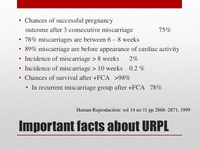 unexplained Recurrent miscarriages .. practical approach