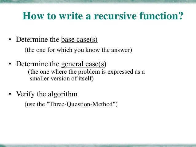 Kelvin hennessy how to write a method that determines
