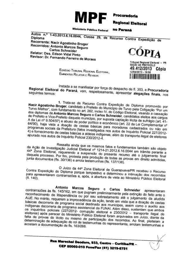 Recurso contra expediã ao de diploma 1 43.2013.6.16.0044 (4)
