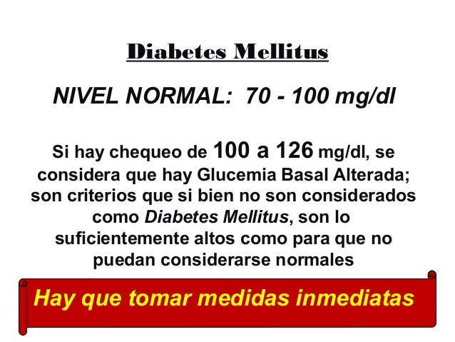 DIABETES, El Enemigo Silencioso