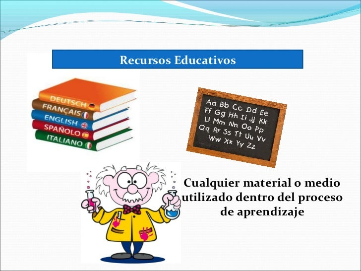 Recursos educativos tecnológicos Slide 3