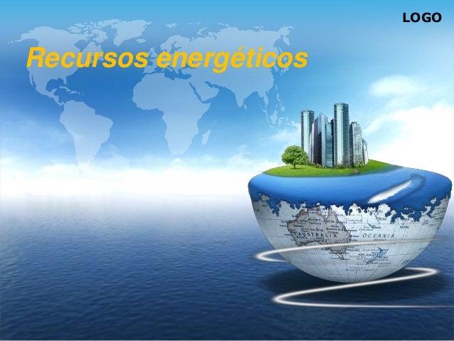 LOGORecursos energéticos
