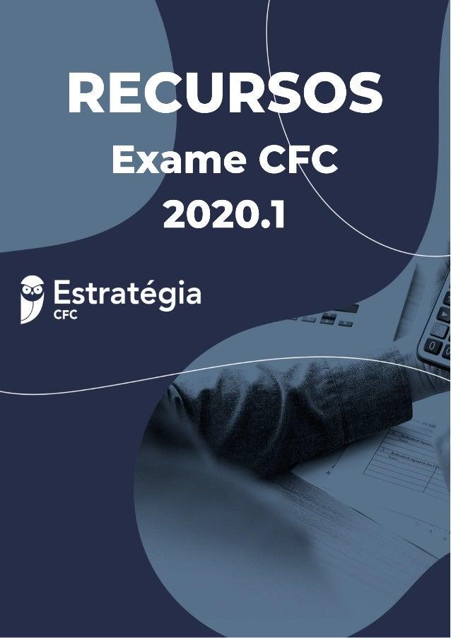 Prepare-se com o melhor e mais completo preparatório para o Exame CFC! @estrategiacfc
