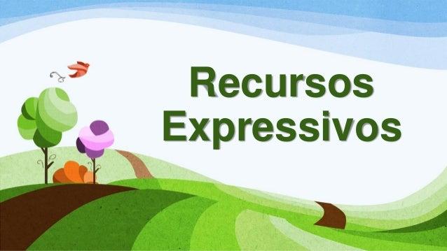RecursosExpressivos