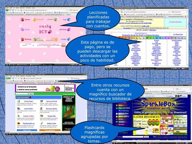 Lecciones     planificadas    para trabajar    con cuentos. Esta página es de   pago, pero sepueden descargar las activida...