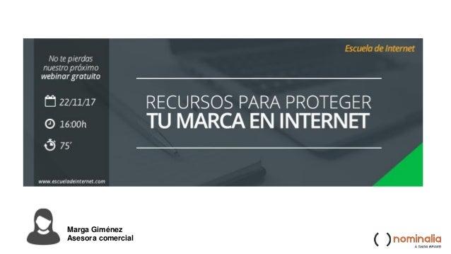 Marga Giménez Asesora comercial