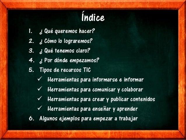 Recursos TIC Slide 2