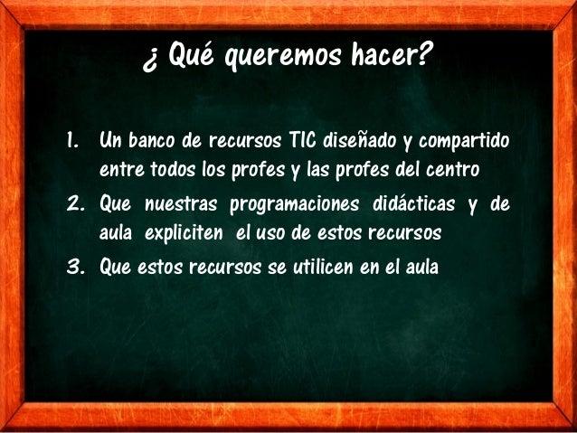 Recursos TIC Slide 3