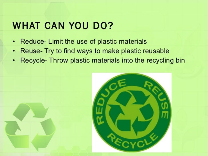 Recycle Final Ppt