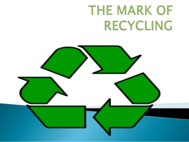    Recycling is the process by which reused    partially or totally anything is direct or indirect    result of human act...