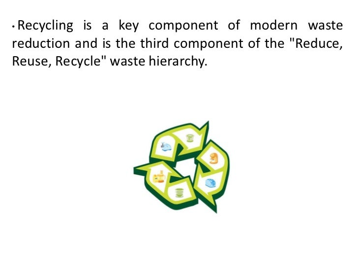 Recycling Slide 3