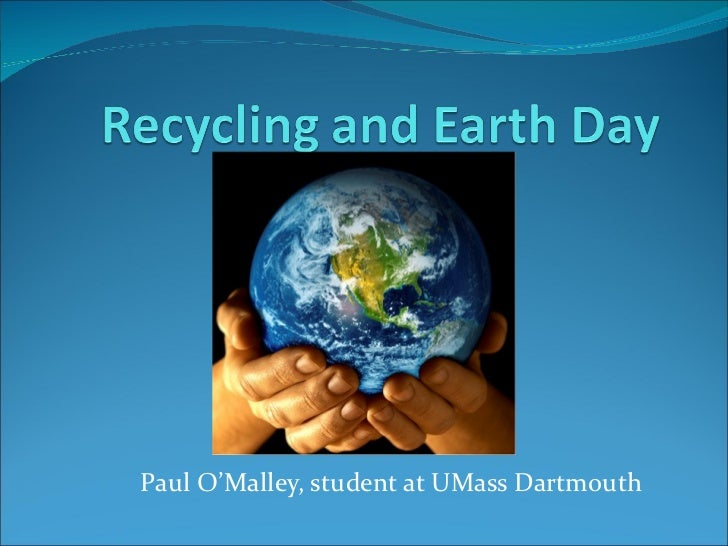 Paul O'Malley, student at UMass Dartmouth