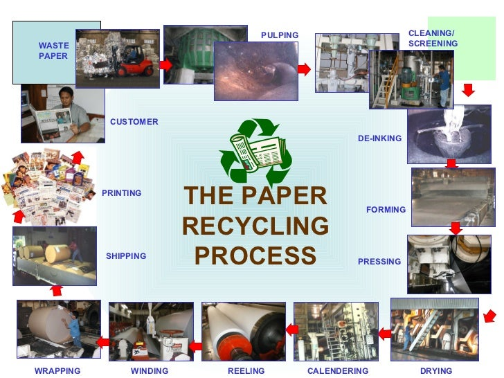 Term paper on recycling