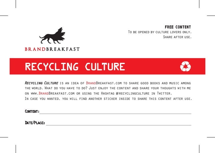 FREE CONTENT                                                      To be opened by culture lovers only.                    ...