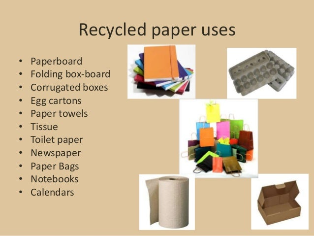 benefits of recycling paper Environmental benefits of recycling paper information sheet the issue the uk currently consumes approximately 125 million tonnes of paper and board per.