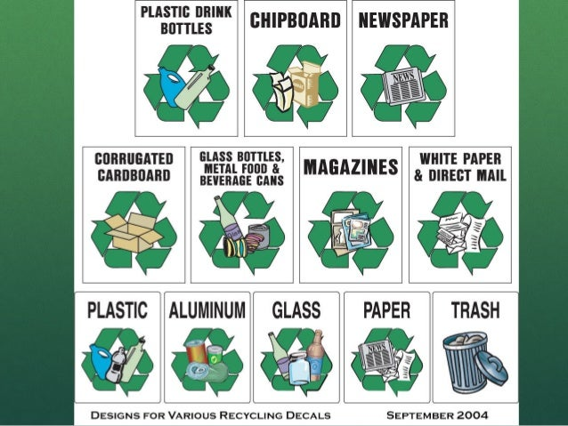 What Can We NOT Recycle?