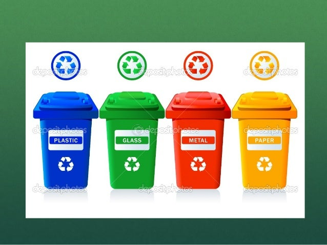 """You can help by learning about and practicing the """"three R's"""" of waste management"""