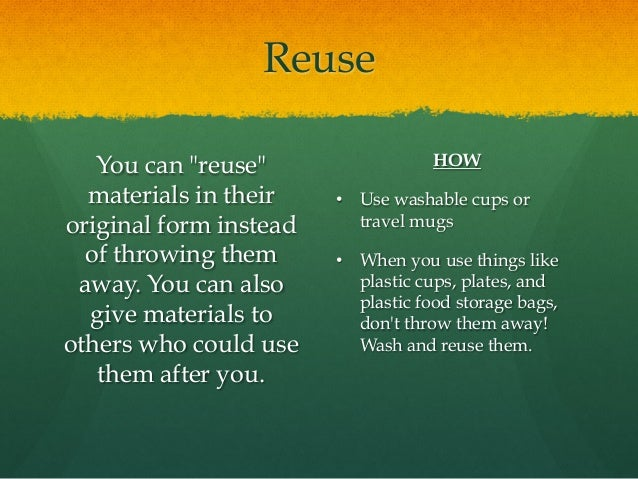 Vocabulary — RECYLATE – a raw material that is sent to and processed so it can be used to form new products — LANDFILL –...