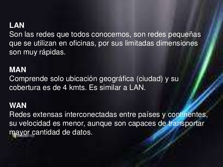 ServidorMáquina que ofrece información o servicios con los demáspuertos de la red (impresión, archivos, página web)Cliente...