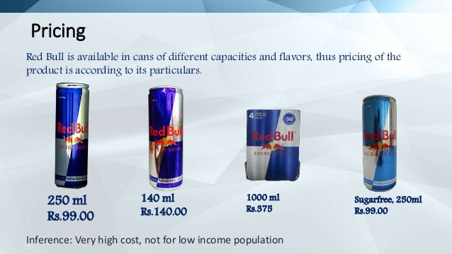 red bull strategies Red bull has turned itself into a multinational company that offers a product that enhances the mind and the body their method of managing their internal.