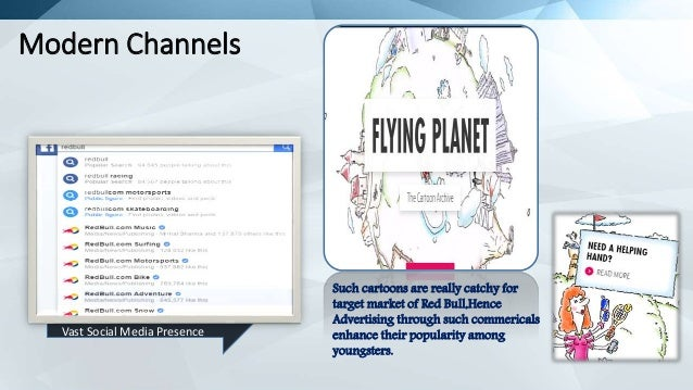distribution channels for red bull How did red bull build an unbeatable content marketing machine  while they' re active on array of channels and use tons of different tactics,.