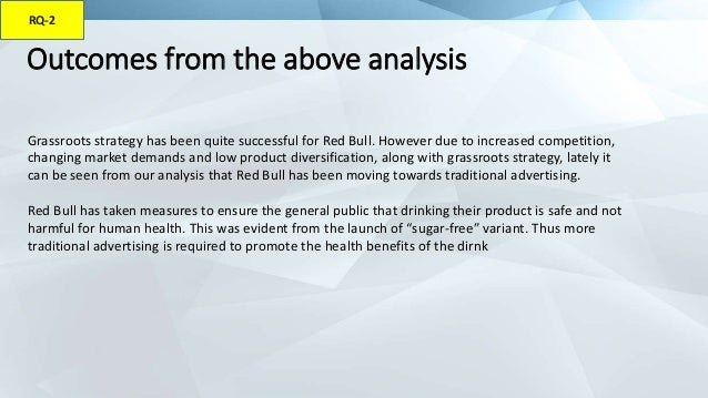 Market Analysis of Red Bull based on the countries Germany, Switzerland and Austria