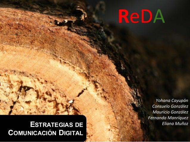 ESTRATEGIAS DE COMUNICACIÓN DIGITAL