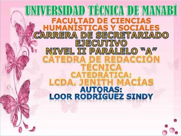 FACULTAD DE CIENCIASHUMANÍSTICAS Y SOCIALES