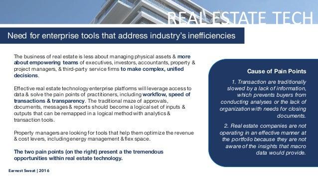Dissertation proposal real estate management