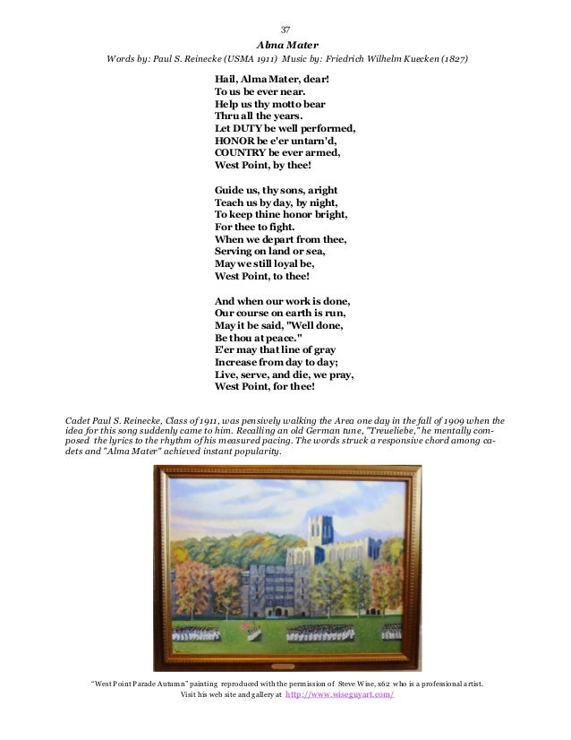 Lyric high school fight song lyrics : WEST POINT CLASS OF 1962 50TH REUNION DIGEST