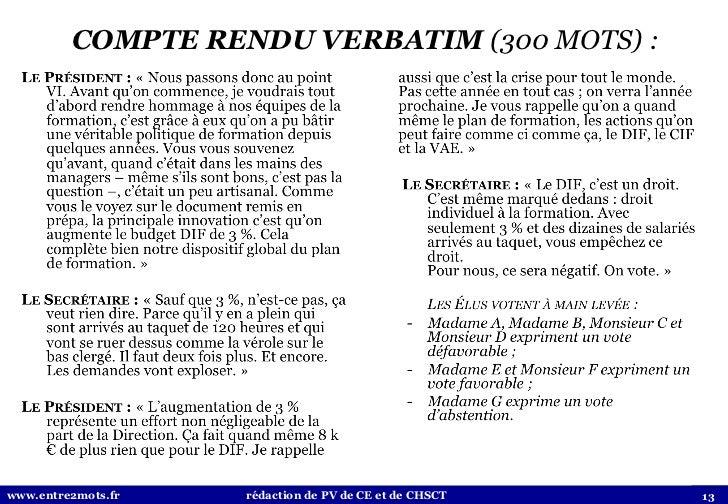 r u00e9daction de proc u00e8s-verbaux pour irp