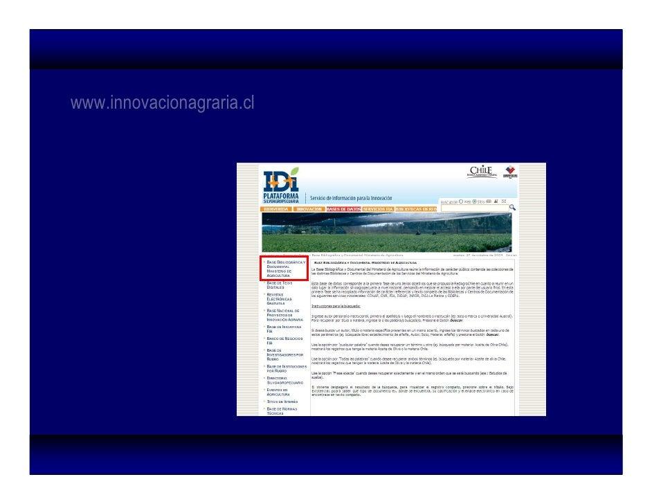www.innovacionagraria.cl