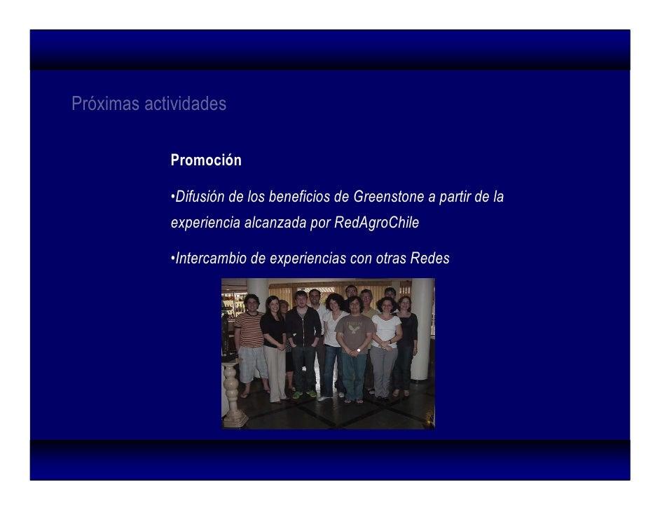 Claudia Chau González Unidad de Información y Difusión Fundación para la Innovación Agraria Ministerio de Agricultura- Chi...